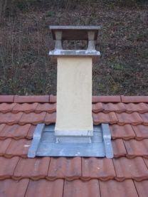 Abergement de cheminée